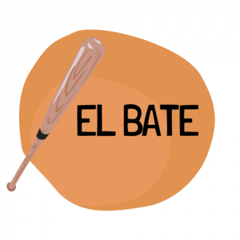 Logo el bate png